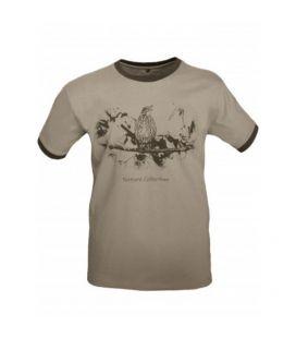 Camiseta BENISPORT Algodón Zorzal