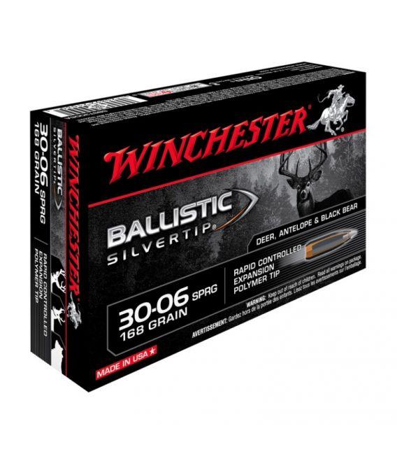 Bala WINCHESTER Ballistic Silvertip