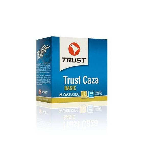 Caja de cartuchos para caza Trust 3/32 gramos