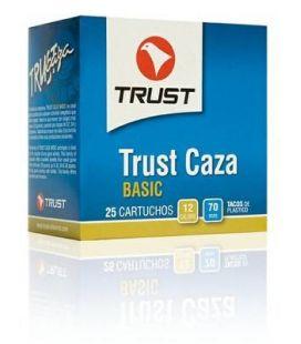 Caja de cartuchos para caza Trust 3/34 gramos