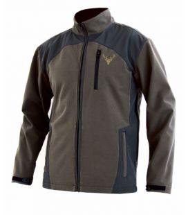 Chaqueta NORTH Strong verde