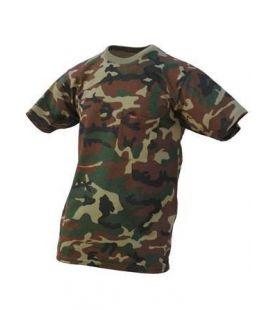 Benisport camiseta m/c camuflaje