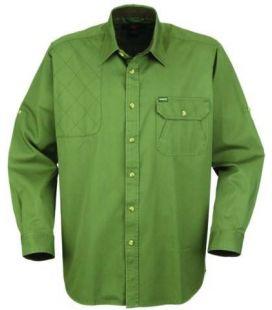 Gamo camisa Geo manga larga