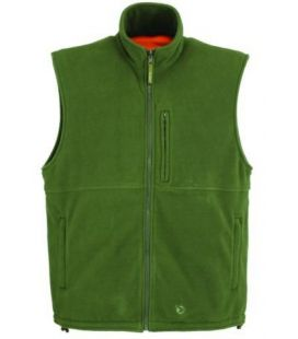 Chaleco GAMO duo-fleece Reversible