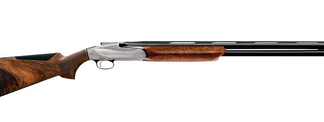 Nueva escopeta superpuesta Benelli 828U