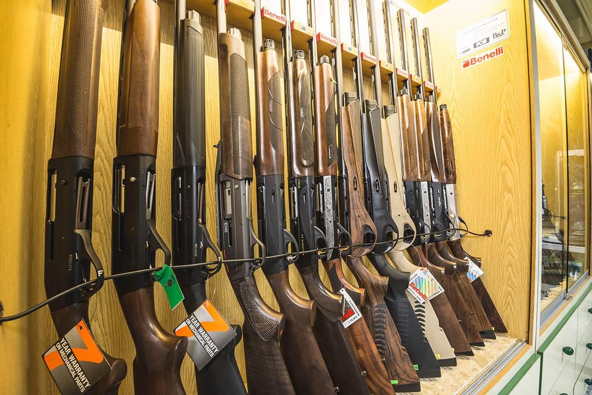 Tienda especializada en armas, complementos y accesorios para la caza (Castellon)