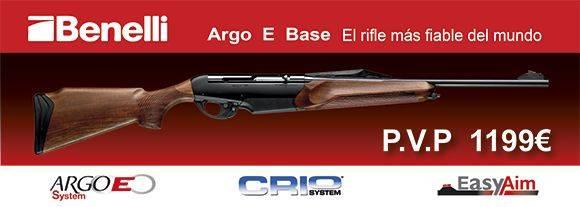 Oferta Rifle Benelli Argo E Base