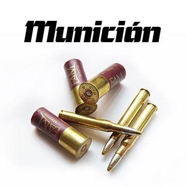 Municion Caza y Tiro
