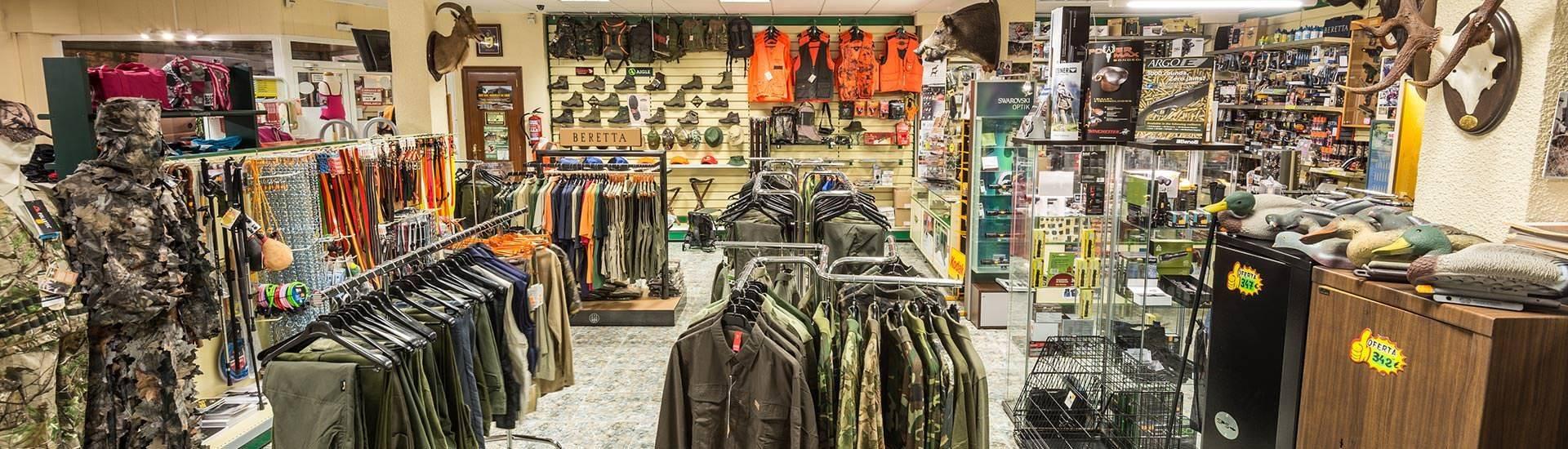 Tu tienda online de armas y accesorios para caza