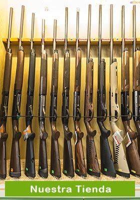 Armeria Sabater. Tienda de caza en Castellón
